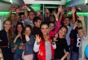 Partybus - клуб на колесах. День Города и Crazy Party Bus 08.09.2013