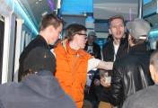 Чемпионат России по паркуру 2014